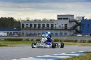 Kid in kart 300x200 - AMP Kart Championship Series Race 2 Recap