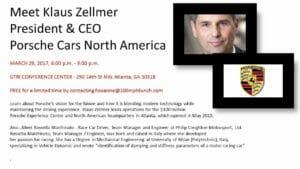 Porsche CEO 300x169 - March 29, 2017- Meet Klaus Zellmer President & CEO Porche Cars North America