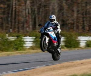 BMW S1000RR Ambassador Nate Kern Returns to AMP for Motorcycle Track Day