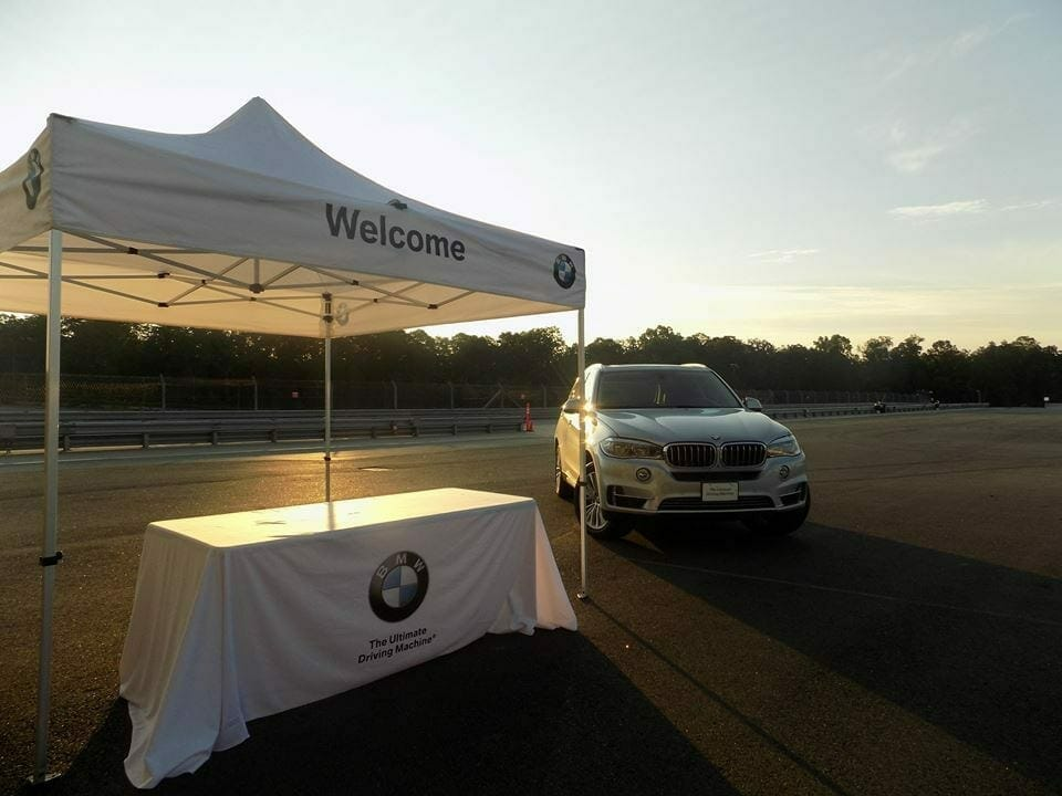 BMW - BMW brings parent driving event to AMP