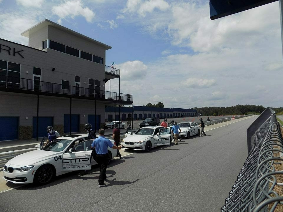 BMW2 - BMW brings parent driving event to AMP