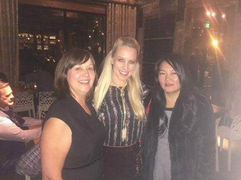 Highlights from the AMP member Christmas party