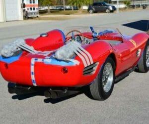 steve bush 300x251 - AMP Member Helps Ford v Ferrari Win Oscar