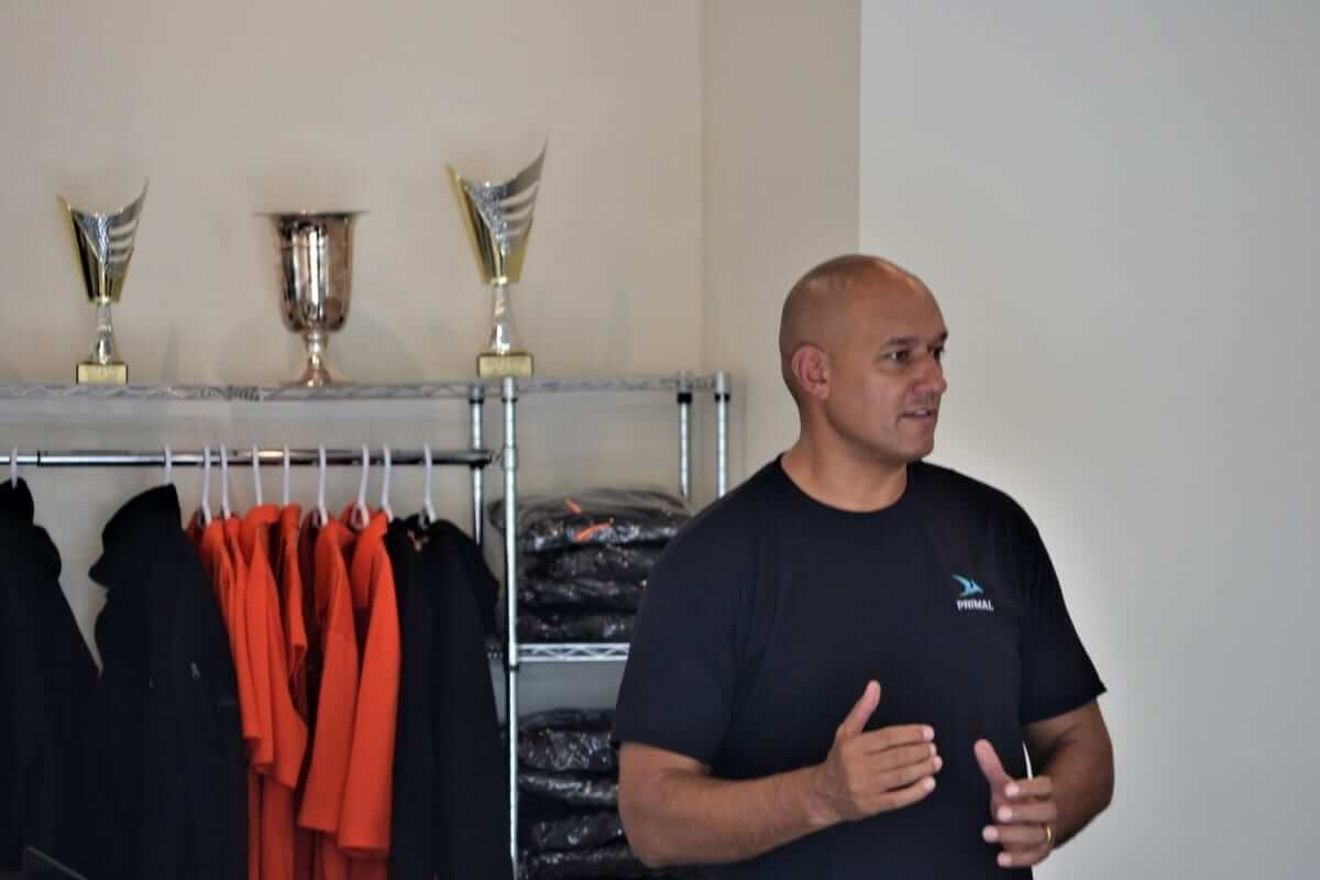 Radical Garage 1 - Primal Racing School Unveils New Luxury Garage at AMP