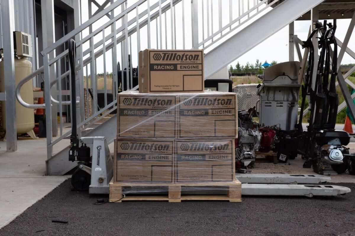 Tillotson boxes media - New Tillotson 255RS Now Available at AMP Kart Store