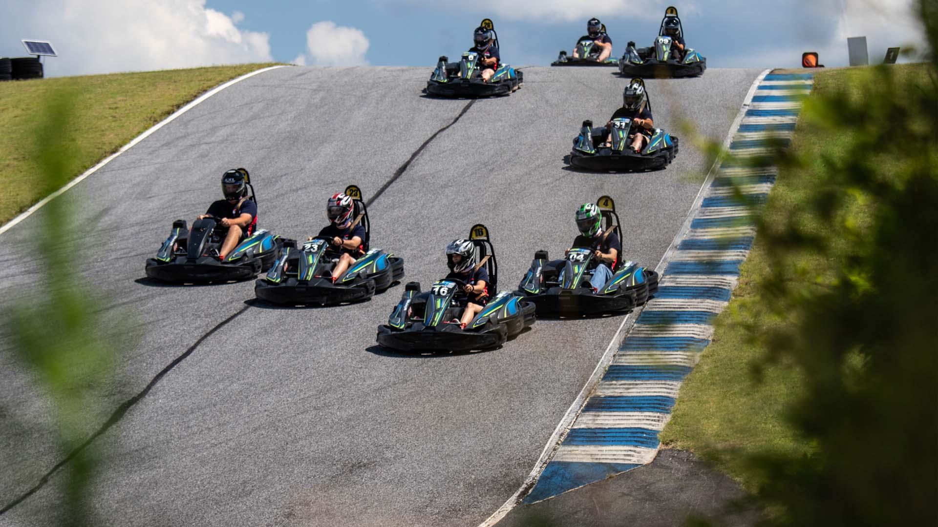 karting web1 - Karting First Impressions