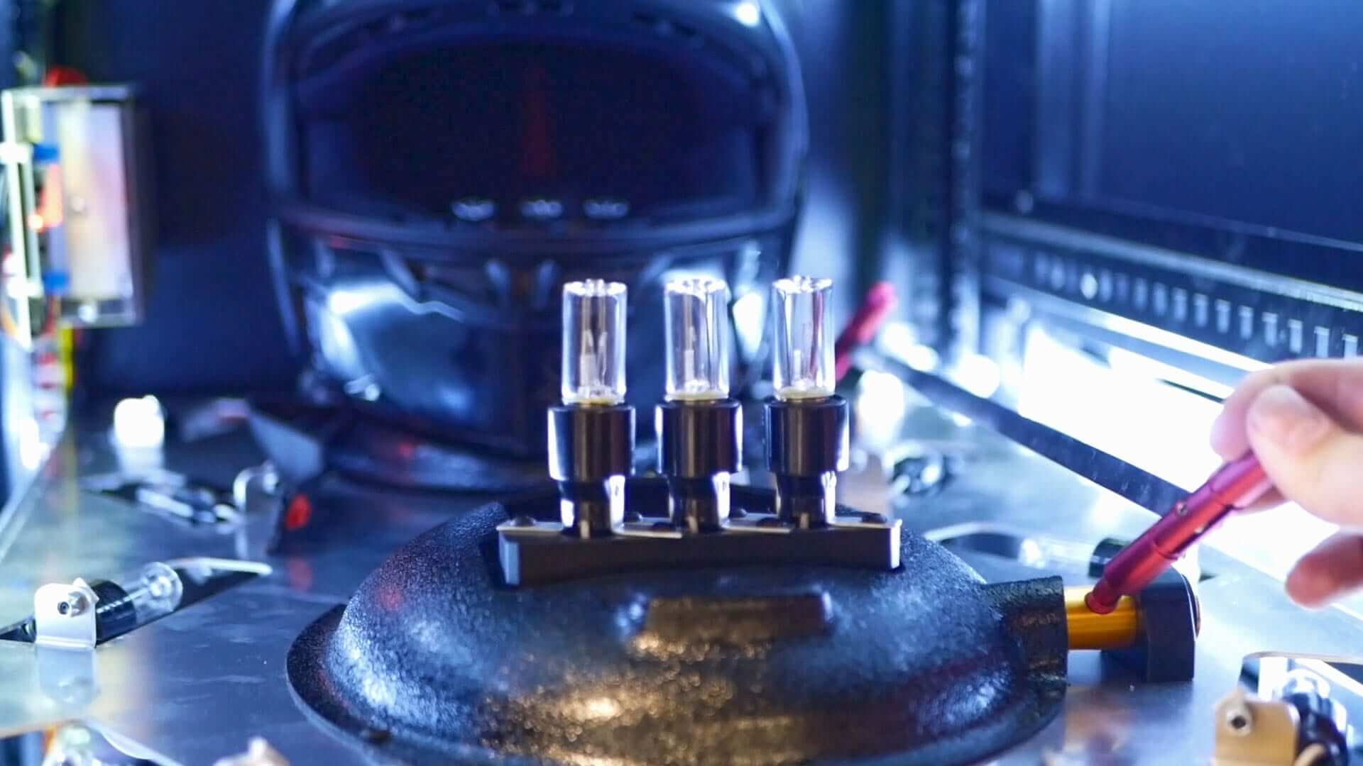 saniboxx4 - Cutting Edge Technology Making Return To Karting Safer Than Ever