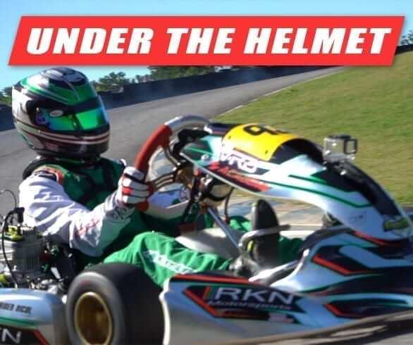 Under the helmet Raiden thmb - [Video] Under The Helmet - Raiden Nicol