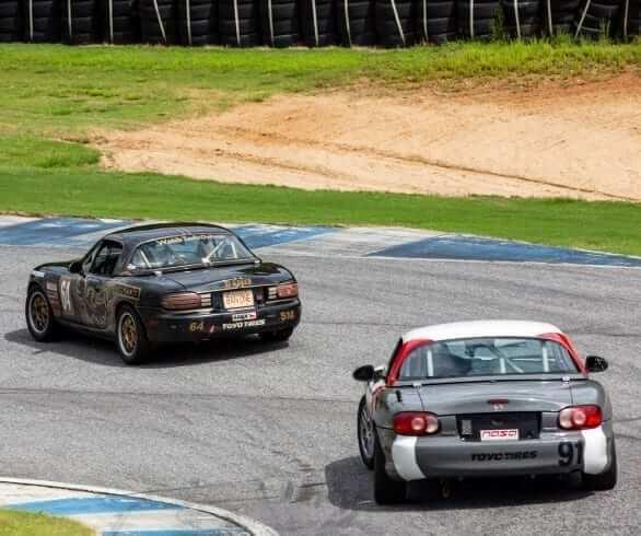 sept race report tb - September Race Report