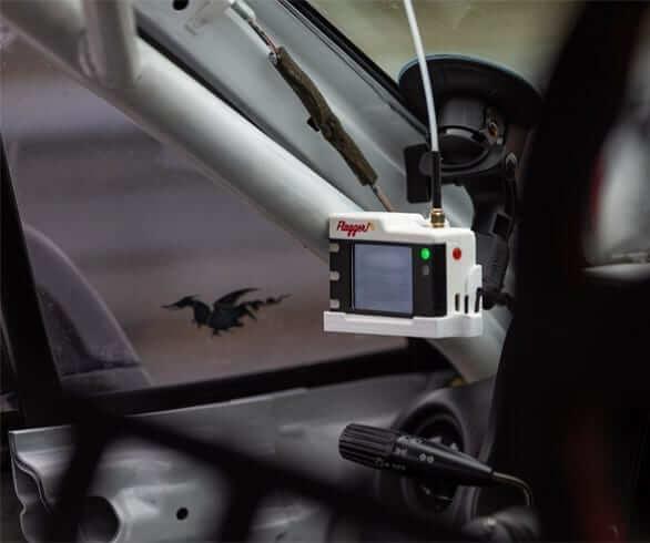 flagger web1 thumb - Flagger In-Car Alert System