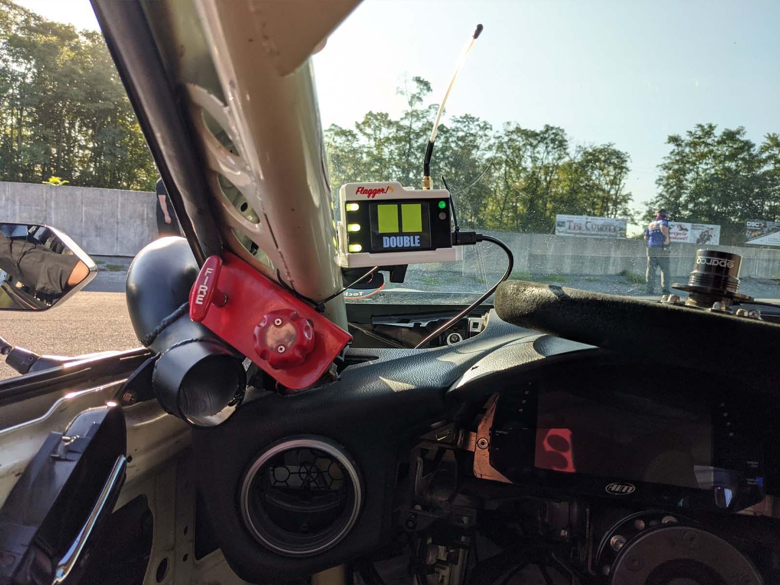 flagger web7 - Flagger In-Car Alert System