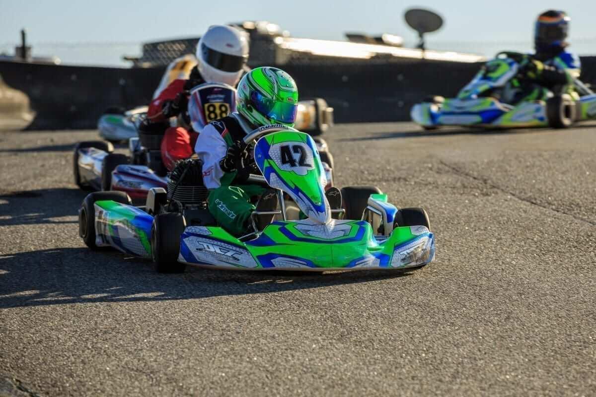 nov kart - November Karting Race Report