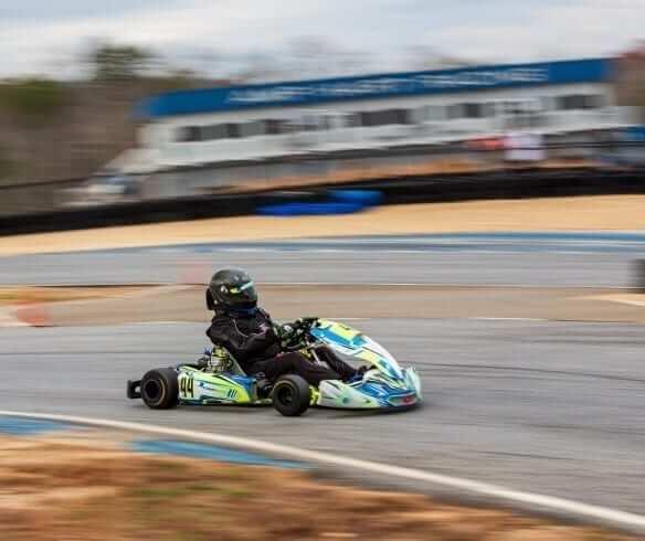 tb - December Karting Race Report