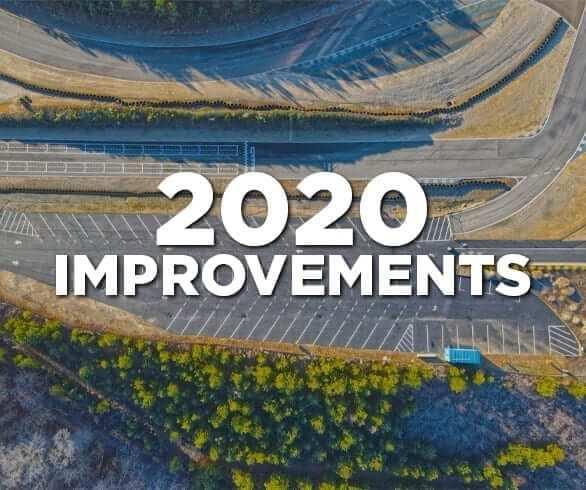 2020 Improvements at AMP (Review)