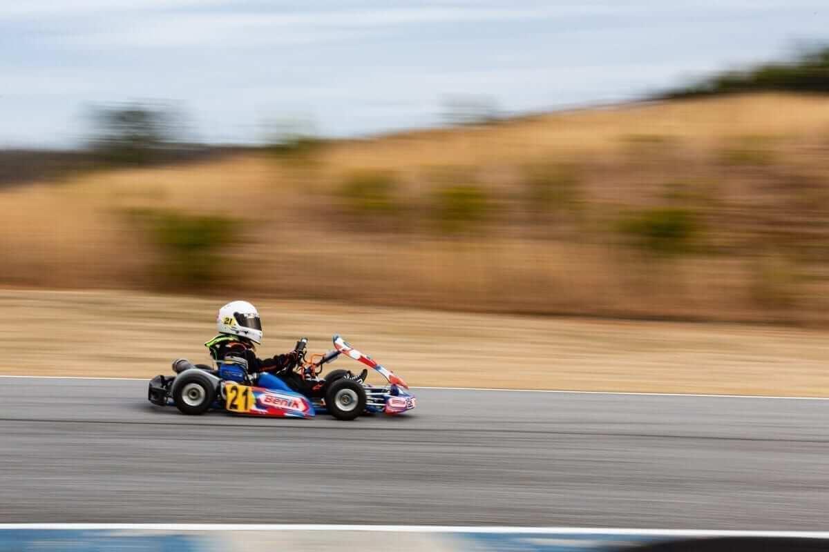 jan karting 2 - January Karting Race Report