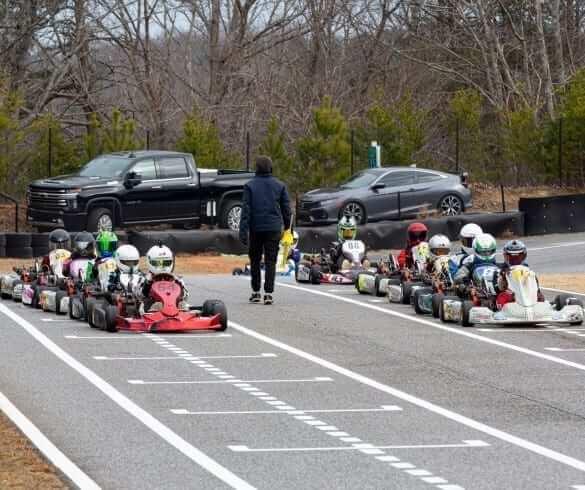 jan karting tb - January Karting Race Report