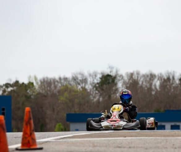march kart tb - AMP Karting Series Round 1 Report