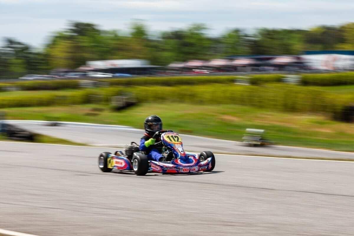 april karting - 2021 AMP Karting Series: Round 2 Report