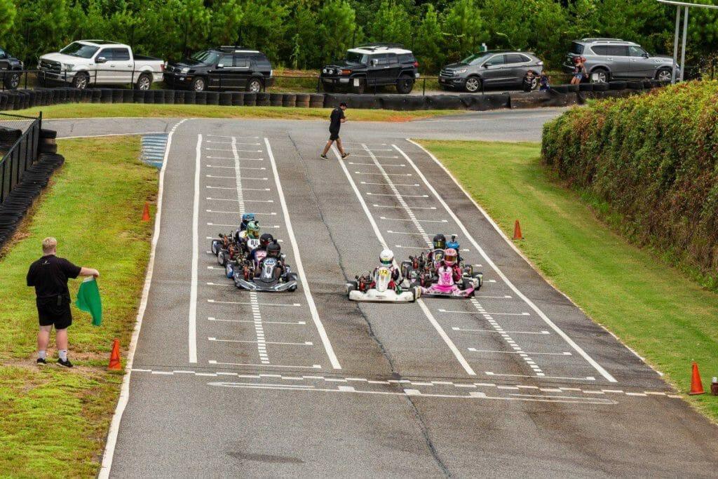 VU4A3580 1024x683 - AMP Summer Karting Series: Round Six