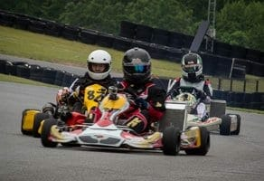 karting section - Motorsports Country Club