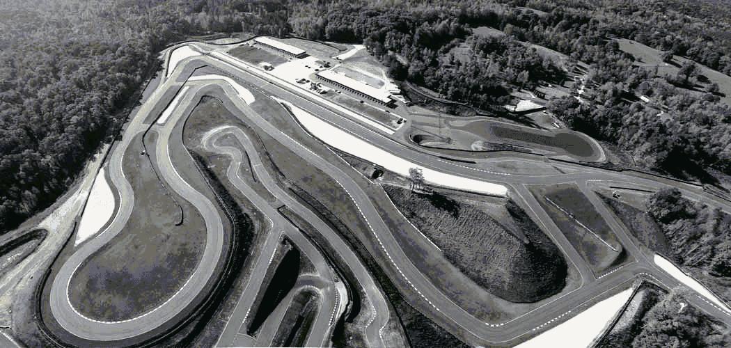 Track blackwhite - Circuits