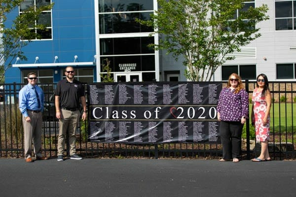 VU4A9329 - Dawson County High School Class of 2020 Grad Night