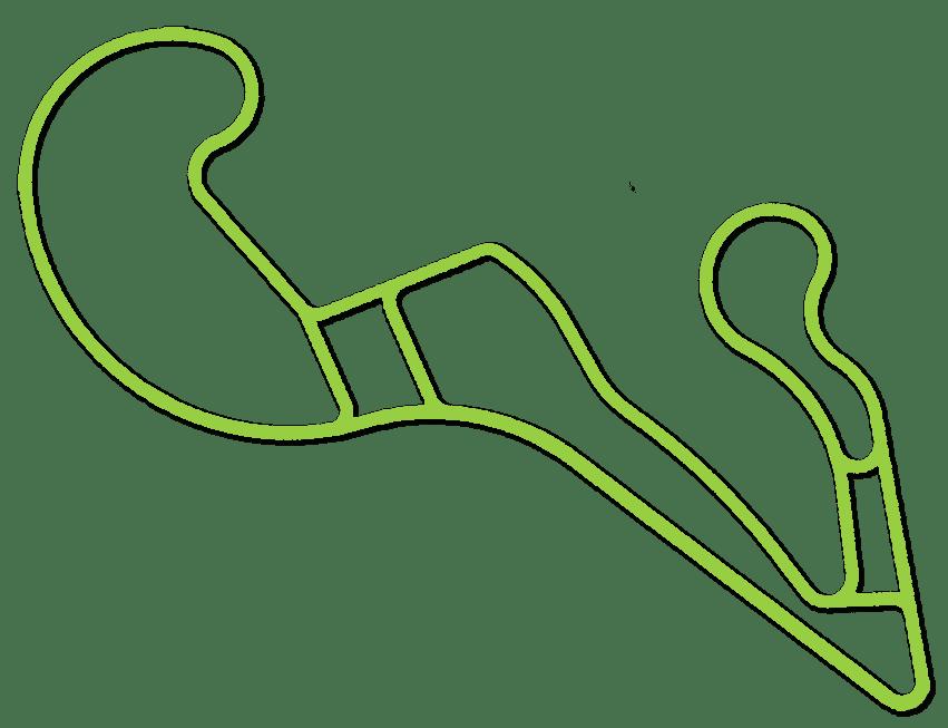 main track green - Race Series